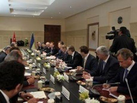 Виктор Янукович с официальным визитом в Иордании