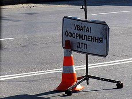 ДТП произошло на трассе Киев-Харьков-Должанский