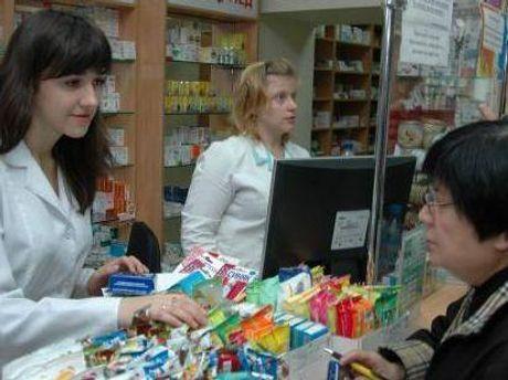 Украинцы покупают лекарства более чем на 20 миллиардов гривен