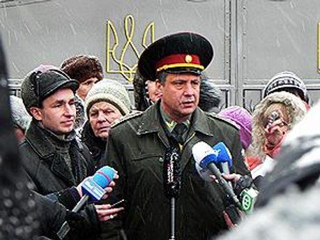 Начальник Качанівської колонії Іван Первушкін