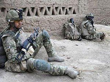 Британські військові в Афганістані