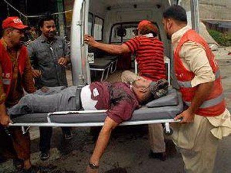Жертва теракту в Іраці