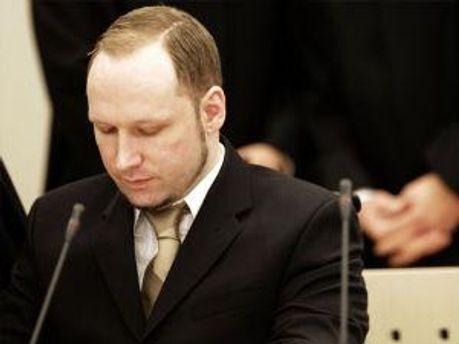 Андерс Брейвік на суді