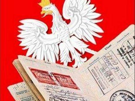 Польська віза
