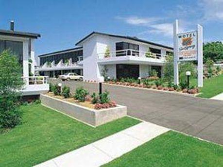 Мотель в Австралії