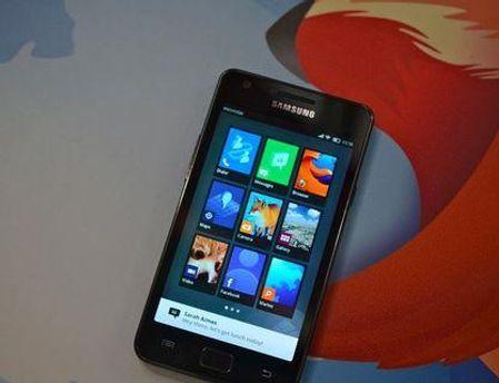 Mozzila показала свою операционную систему на базе Samsung