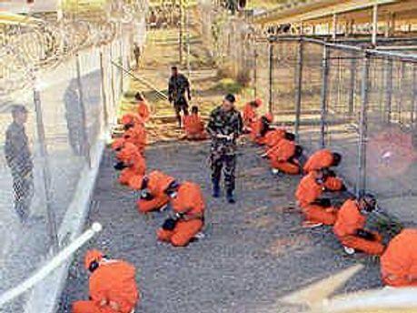 В'язні у Гуантанамо