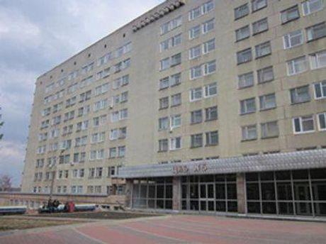 Больница, в которой находится Тимошенко