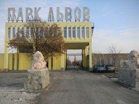 Парк в Крыму