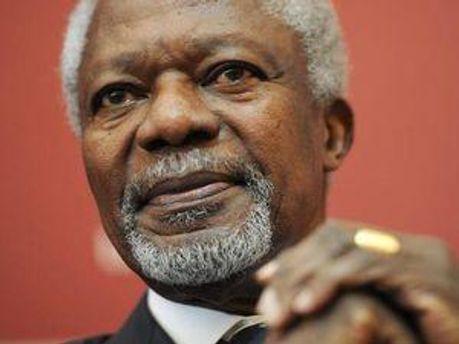 Кофі Аннан