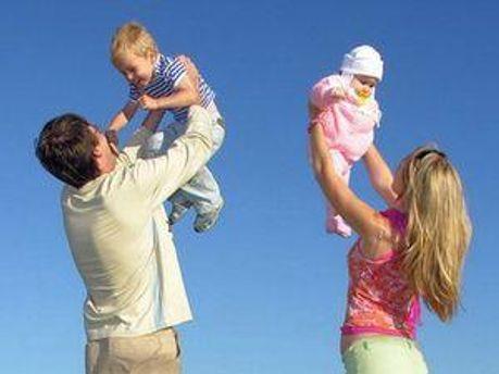 Сім'я з дітьми