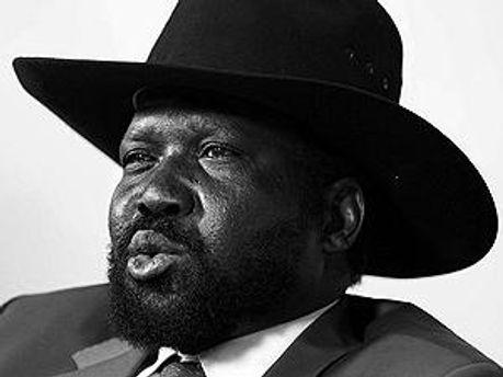 Президент Південного Судану Салва Кіір