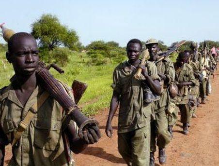 Військові Судану