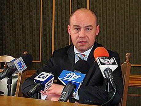 Городской глава Тернополя Сергей Надал