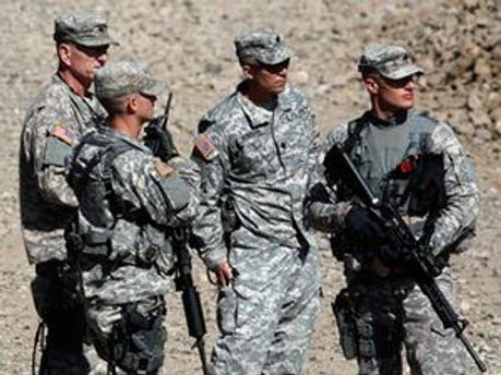 Военнослужащие НАТО в Косово