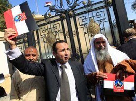 Египетские кандидаты в президенты