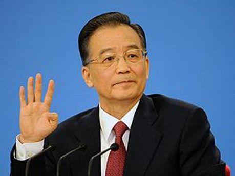 Вень Цзябао