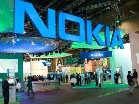 Компанія Nokia поступилась Samsung