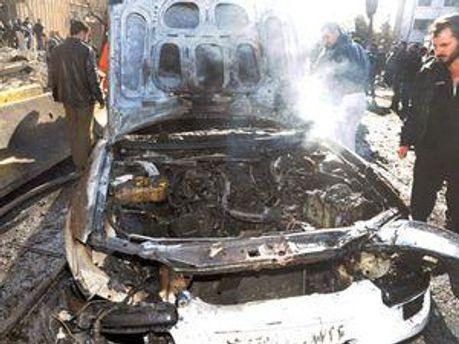 Теракт в центрі Дамаска: Є жертви вибуху