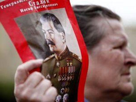 Изображение Сталина
