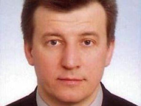 Петр Устенко