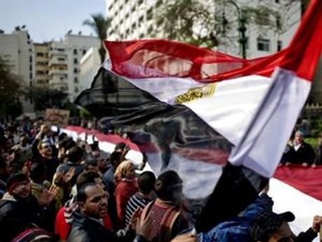 Акцію протесту в Єгипті