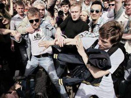 Акція в Москві