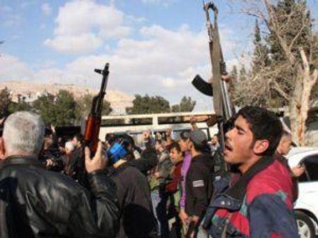 Жителі Дамаску