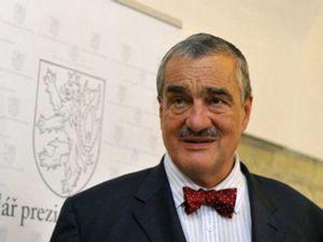 Міністр закордонних справ Чехії Карел Шварценберґ