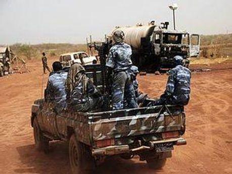 Суданские войска