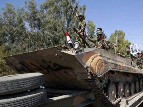 Сирійські військові