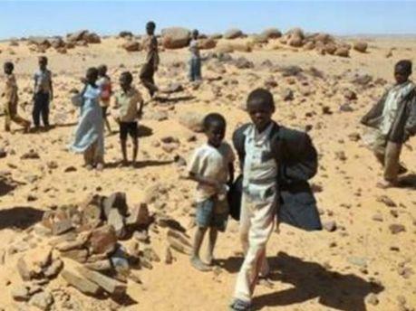 Суданские беженцы