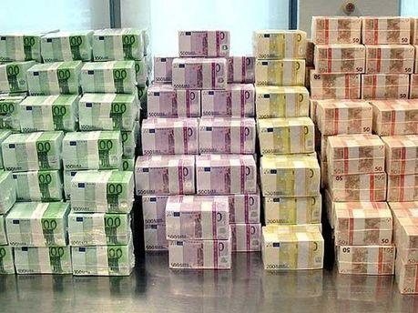 Поліція знайшла тільки частину грошей