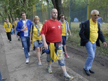 Представники Швеції