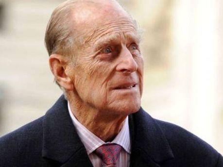 Принц Единбурзький Філіп