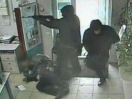 Кадр из видеонаблюдения