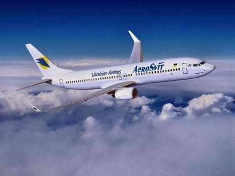 Самолеты компании