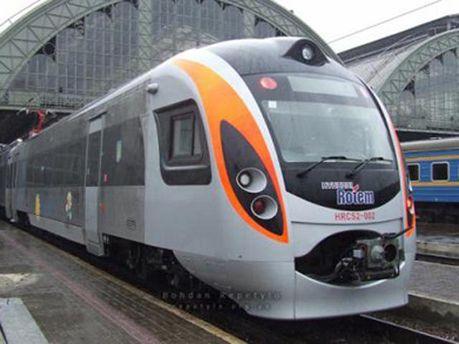 Новый поезд Hyundai