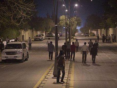 Дороги в Ливии