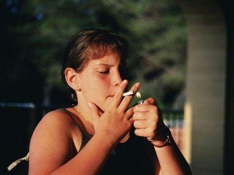 64% підлітків мають досвід куріння