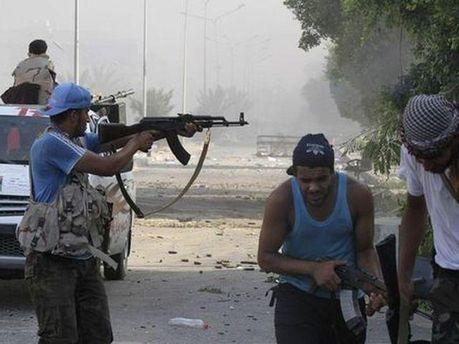 Бои в Сирии становятся все более ожесточенными
