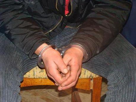 Подозреваемых задержали