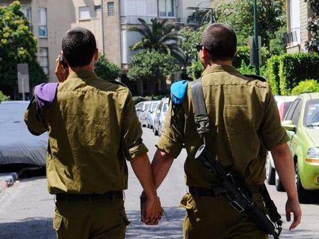 Солдаты-геи в Израиле