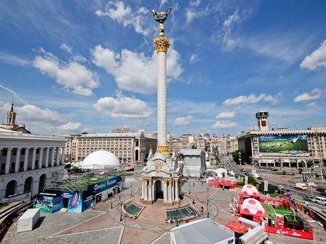 Фан-зона у Києві
