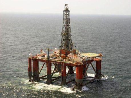 Добыча нефти у берегов Венесуэлы