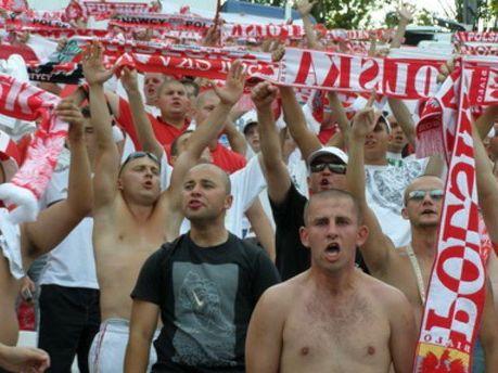 Польські вболівальники