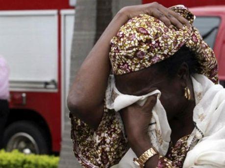 После взрывов в Нигерии