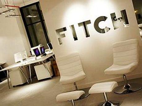 В офисе агентства Fitch
