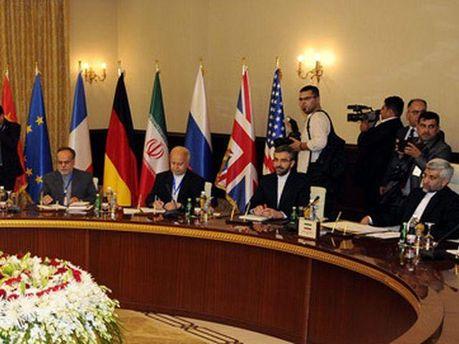 Переговоры с Ираном в Москве