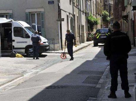 Полиция задержала подозреваемого